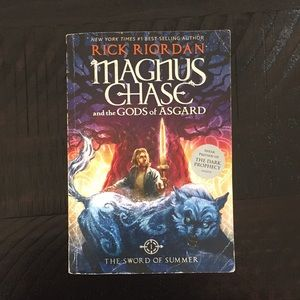 Magnus Chase and the Gods of Asgard book